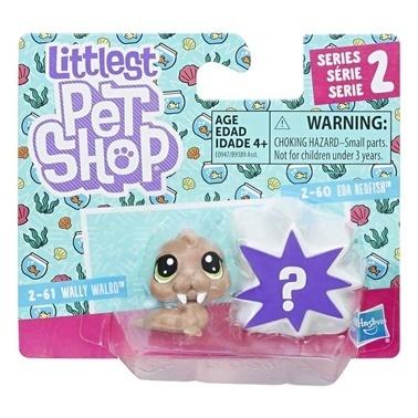 Littlest Pet Shop Littlest Pet Shop İkili Küçük Miniş Renkli
